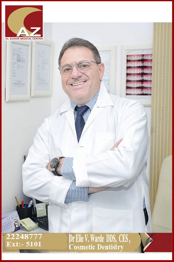 Dr.Elie V. Warde
