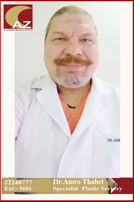Dr.Amro Thabet